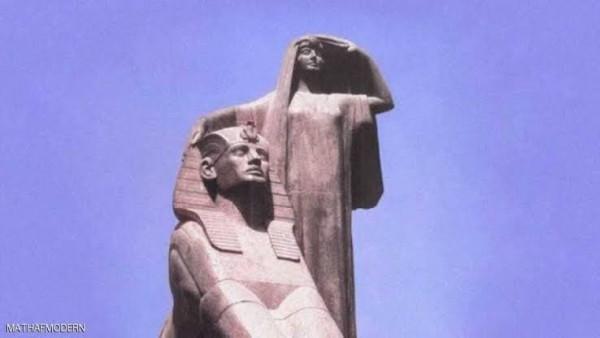 تمثال نهضة مصر